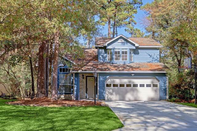 194 E Pathfinders Circle, The Woodlands, TX 77381 (MLS #82926324) :: The Bly Team