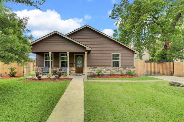 402 Sikes Street, Houston, TX 77018 (MLS #8292652) :: My BCS Home Real Estate Group