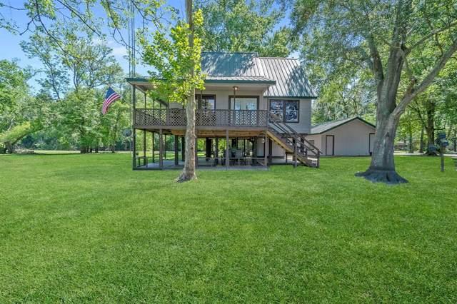 11 Lake View Trail, Huntsville, TX 77320 (MLS #82930375) :: Ellison Real Estate Team