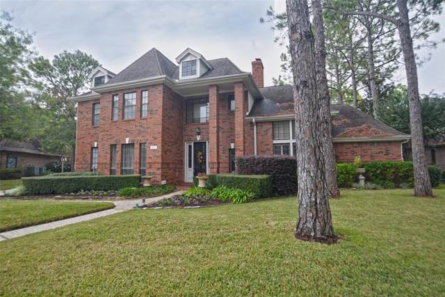 15711 Pinewood Cove Drive, Houston, TX 77062 (MLS #82932673) :: The SOLD by George Team