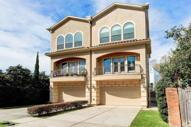 514 W Polk Street, Houston, TX 77019 (MLS #82936279) :: The Home Branch