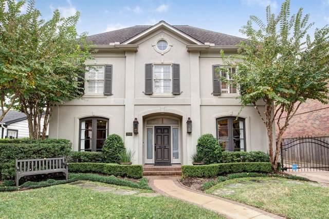 3919 Byron Street, West University Place, TX 77005 (MLS #82964168) :: Caskey Realty