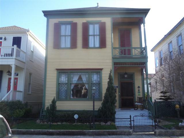 1323 Ball Street, Galveston, TX 77550 (MLS #82967902) :: Christy Buck Team