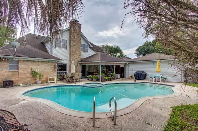 15706 T C Jester Boulevard, Houston, TX 77068 (#82979534) :: ORO Realty