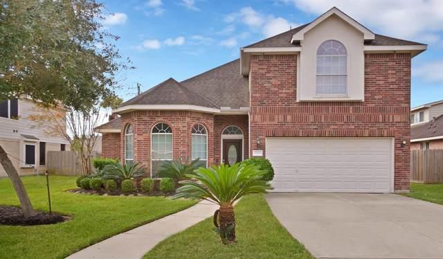 1204 Romero Drive, Pearland, TX 77581 (MLS #82979639) :: Texas Home Shop Realty