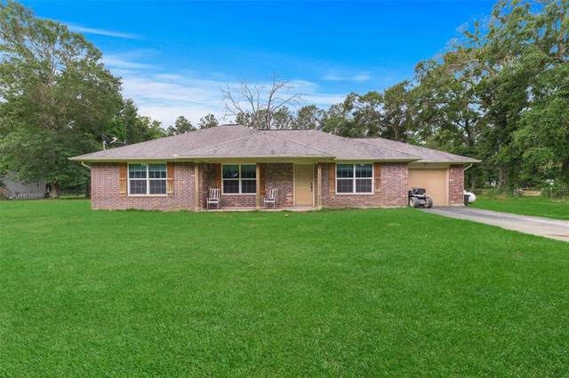 80 County Road 2245, Cleveland, TX 77327 (MLS #82988255) :: Michele Harmon Team