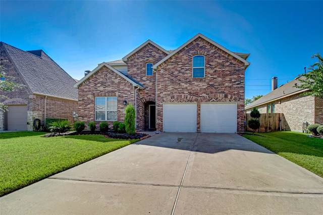 13110 Hollow Garden Lane, Rosharon, TX 77583 (MLS #8299631) :: The SOLD by George Team