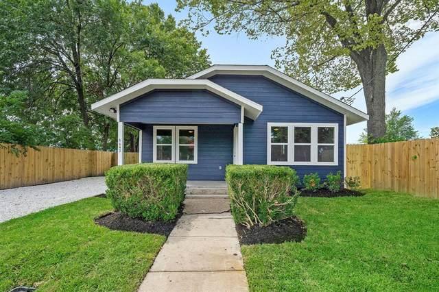 6642 Avenue N, Houston, TX 77011 (MLS #83010865) :: Texas Home Shop Realty