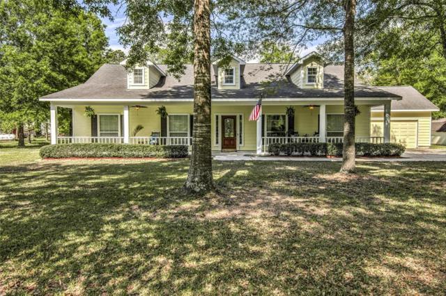 27610 E Fairway Oaks Drive, Huffman, TX 77336 (MLS #83019597) :: Texas Home Shop Realty
