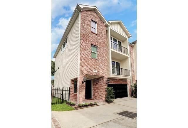 415 W 16th Street D, Houston, TX 77008 (MLS #83021417) :: Michele Harmon Team
