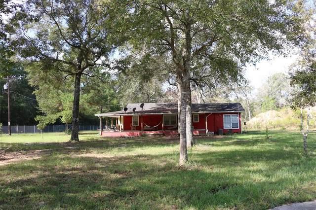 650 Our Road, Shepherd, TX 77371 (MLS #83034983) :: Caskey Realty