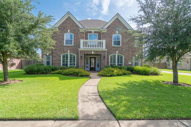 1811 Sandy Lake Drive, Friendswood, TX 77546 (MLS #83035604) :: The Heyl Group at Keller Williams