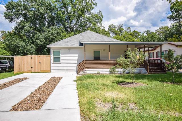 6602 Carver Road, Houston, TX 77091 (MLS #8303745) :: The Parodi Team at Realty Associates