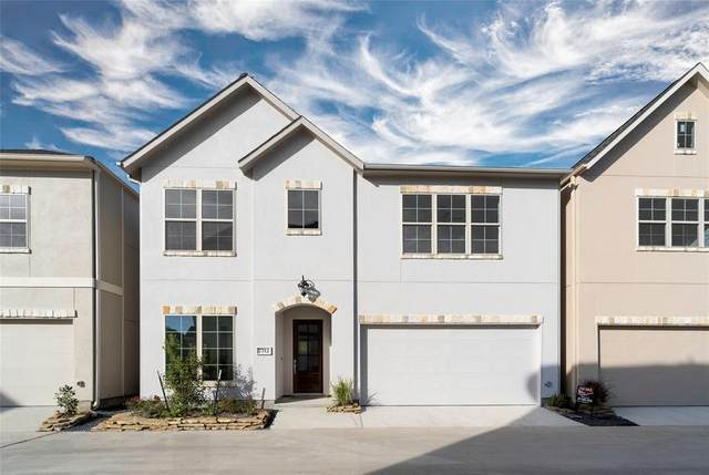 7712 North Fall Run Crossing, Houston, TX 77055 (MLS #83041523) :: The SOLD by George Team