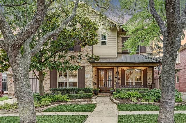 4226 Byron Street, West University Place, TX 77005 (MLS #83047702) :: Lerner Realty Solutions