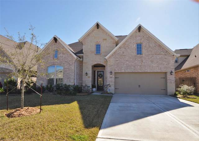 2308 Shallow Creek Lane, Friendswood, TX 77546 (MLS #83053306) :: The Bly Team