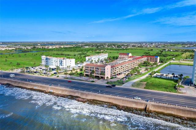 9520 Seawall Boulevard #301, Galveston, TX 77554 (MLS #83059400) :: Texas Home Shop Realty