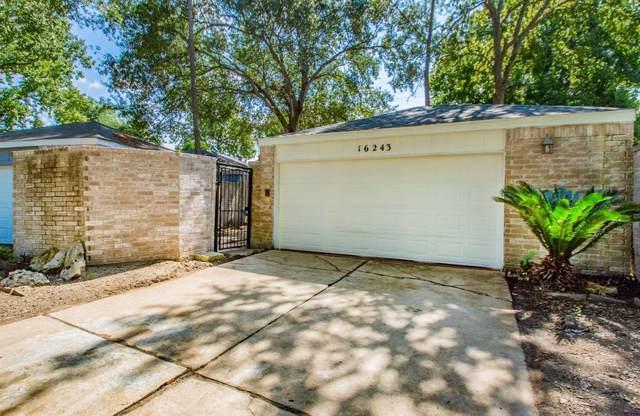 16243 Olive Glen Drive, Houston, TX 77082 (MLS #83062803) :: Texas Home Shop Realty