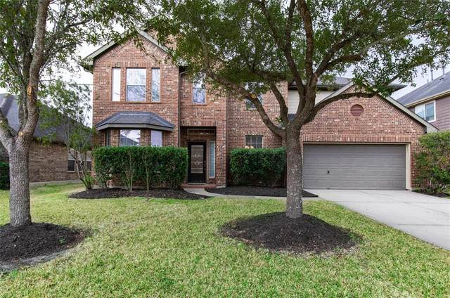 2504 Rusting Creek Drive, Pearland, TX 77584 (MLS #83066047) :: The Property Guys