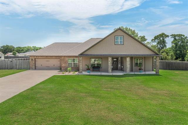 4303 Green Pastures, North Zulch, TX 77872 (MLS #83068516) :: My BCS Home Real Estate Group