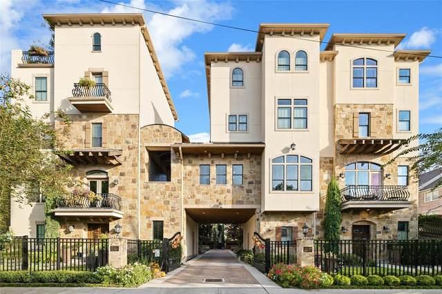 330 Bomar Street, Houston, TX 77006 (MLS #83096917) :: Texas Home Shop Realty