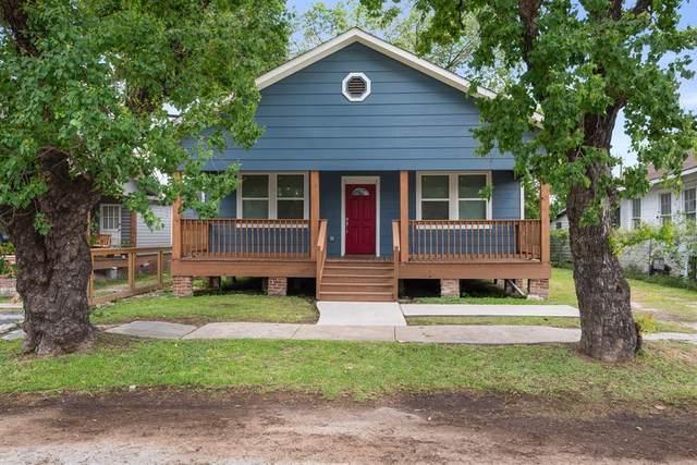 1503 Hussion Street, Houston, TX 77003 (MLS #83110015) :: Caskey Realty