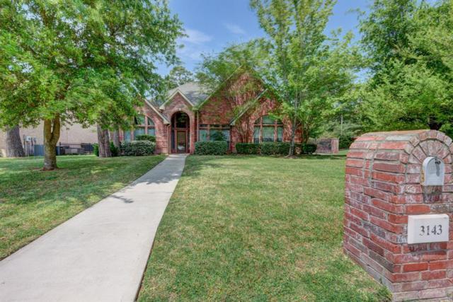 3143 Hemingway Drive, Montgomery, TX 77356 (MLS #8312489) :: The SOLD by George Team