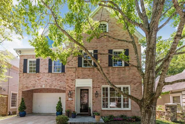 3807 Marquette Street, West University Place, TX 77005 (MLS #83129780) :: Caskey Realty