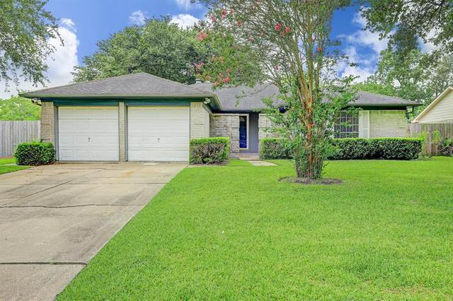 3100 Mariner Drive, League City, TX 77573 (MLS #83130814) :: Giorgi Real Estate Group