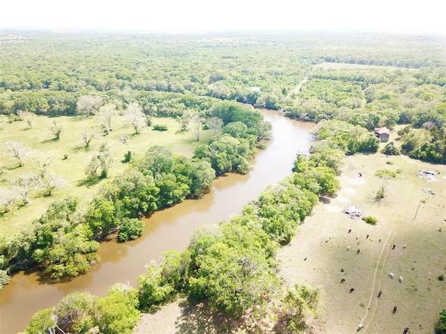Clements County Road 156 Road, Sargent, TX 77414 (MLS #8313946) :: The Jill Smith Team