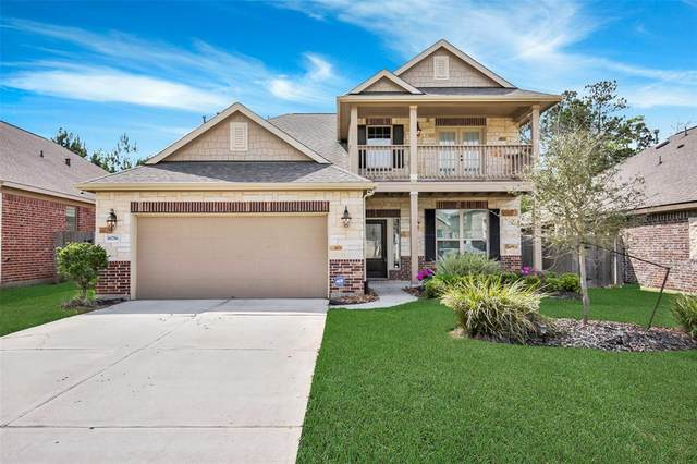 18756 Kelly Meadows Lane, New Caney, TX 77357 (MLS #83144457) :: The SOLD by George Team