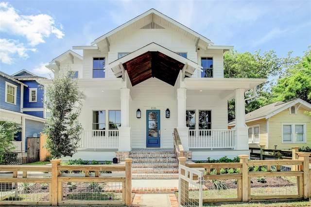 1011 E 7th Street, Houston, TX 77009 (MLS #83146710) :: The Home Branch