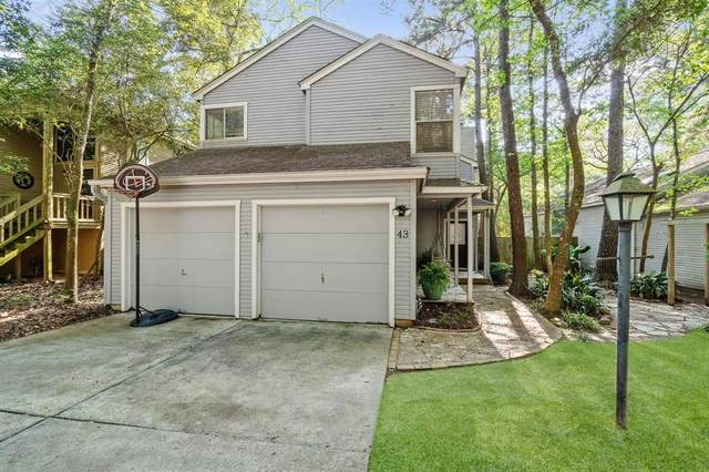 43 Breezy Point Place, The Woodlands, TX 77381 (MLS #83151346) :: Christy Buck Team