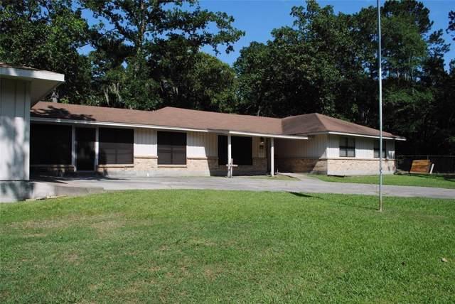 201 Vigilante Road, Point Blank, TX 77364 (MLS #83163510) :: The Sansone Group