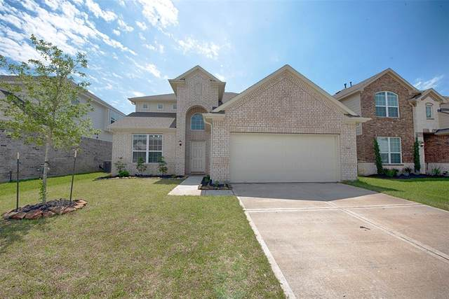 5181 Dry Hollow Drive, Alvin, TX 77511 (MLS #83164361) :: Guevara Backman