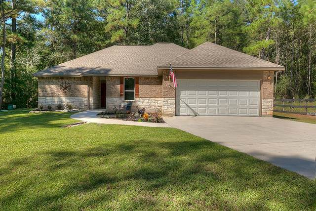 15501 Hickory Dr, Montgomery, TX 77356 (MLS #83167436) :: The Heyl Group at Keller Williams