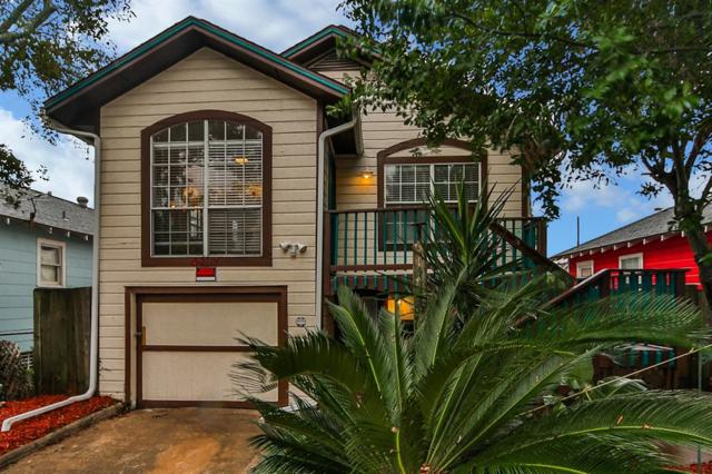 4817 Avenue P, Galveston, TX 77551 (MLS #83168677) :: JL Realty Team at Coldwell Banker, United