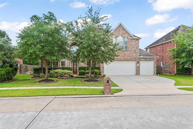 25910 Wedgehollow Lane, Spring, TX 77389 (MLS #83176322) :: The Bly Team