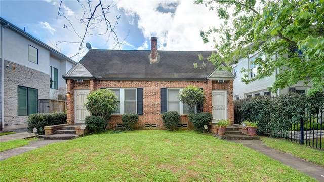 1641 Kipling Street, Houston, TX 77006 (MLS #83184962) :: Caskey Realty