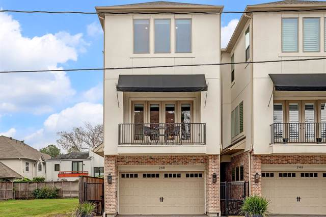 248 Asbury Street, Houston, TX 77007 (MLS #8318768) :: Green Residential