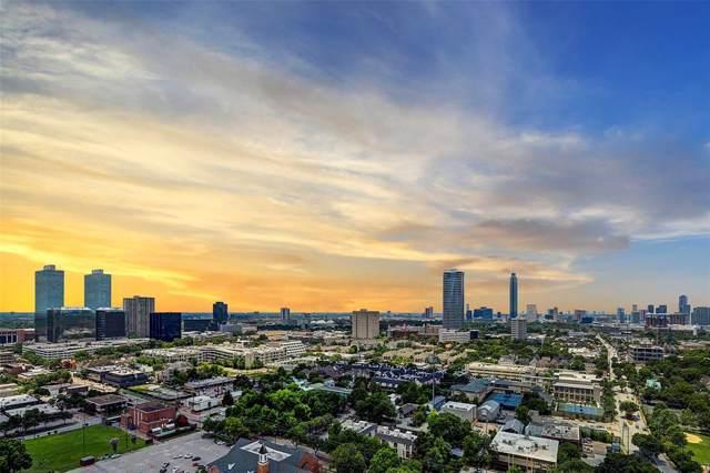3433 Westheimer Ph 2 W, Houston, TX 77027 (MLS #83204234) :: Texas Home Shop Realty