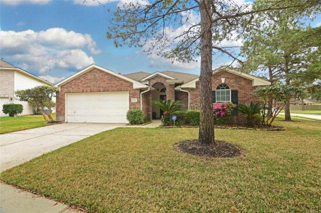 10002 Dakota Ridge Court, Houston, TX 77095 (MLS #8321276) :: Fairwater Westmont Real Estate