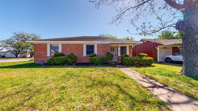 2101 Walnut Lane, Pasadena, TX 77502 (MLS #83215101) :: The SOLD by George Team