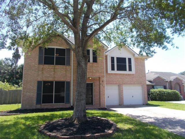 627 Oak Briar Drive, Kemah, TX 77565 (MLS #83215242) :: Ellison Real Estate Team
