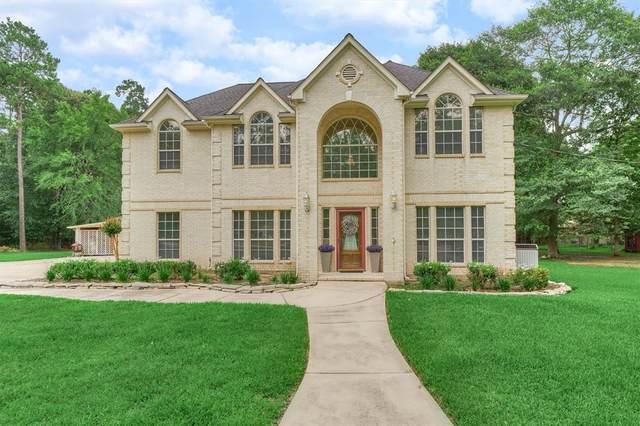 40010 Cimarron Way, Magnolia, TX 77354 (MLS #83217135) :: Ellison Real Estate Team
