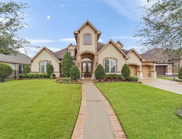19306 Water Bridge Drive, Cypress, TX 77433 (MLS #83217827) :: The Parodi Team at Realty Associates