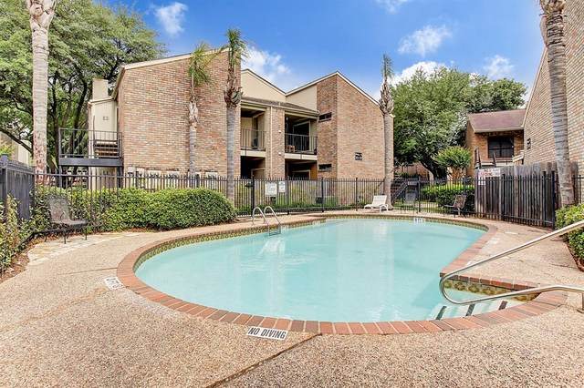 8100 Cambridge Street #63, Houston, TX 77054 (MLS #83229380) :: Christy Buck Team
