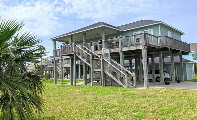 857 Gulfview Drive, Crystal Beach, TX 77650 (MLS #83233581) :: The Queen Team
