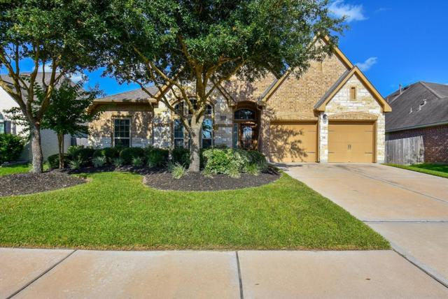 2605 Silent Walk Court, Pearland, TX 77584 (MLS #83236857) :: The SOLD by George Team