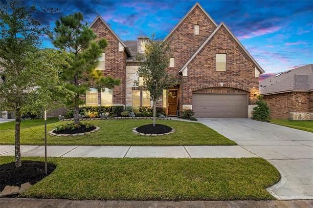 15415 Overdene Pierce Dr Drive, Humble, TX 77346 (MLS #83239054) :: Texas Home Shop Realty
